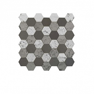 "Мозаика ""Luxe Mirror Hexagon L244006391"""